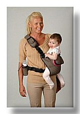 Ergonomic Lumbar Baby Carrier