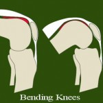 Bending Knees