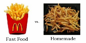 Comparative vs. Superlative Eating