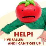 Fallen Tomato
