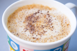 Coffee with Heavy Cream