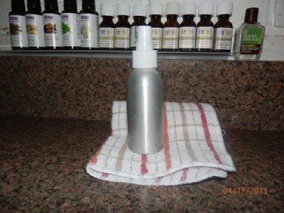 Kitchen Cleaning Spray