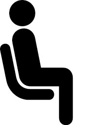 Sitting exacerbates sciatica pain