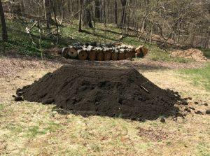 5 yard dirt