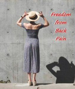 Freedom from Sciatica Back Pain