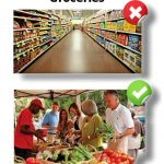 Healthier Eating Calls for Healthier Food Shopping