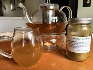 Cup of Liver Detox Tea